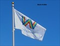 Image for Municipal Flag - Whittier, CA