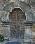 Image for Mission Espada Doorway, San Antonio, TX