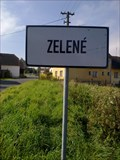 Image for Zelene (Luzany), Czech Republic, EU