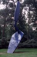 Image for Big Blue Garden Trowel