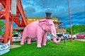 Image for Pinky the Elephant - Marquette IA