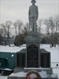Image for Cenotaph du vieux Terrebonne,Terrebonne,Qc