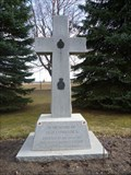 Image for Royal Canadian Legion Branch # 126, Preston Ontario,  Memorial Cross