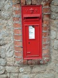 Image for Victorian Postbox near All Saints Church, Ulcombe, Kent