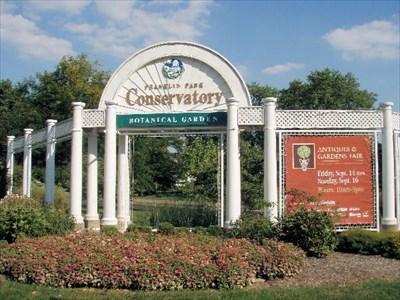 Franklin Park Conservatory   Columbus OH   Botanical Gardens On  Waymarking.com