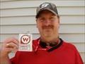 Image for Digger9's Waymarking Sticker - Marengo, Iowa