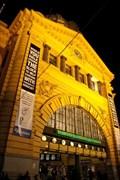 Image for Flinders Street Station, Melbourne, Victoria