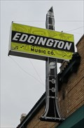 Image for Edgington Music Co.  -- Salina KS