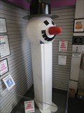 Image for World's Largest PEZ Dispensing Machine - Burlingame, California