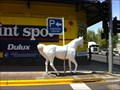 Image for Paint Spot White Horse, Footscray, Victoria, Australia