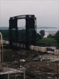 Image for Iron Curtian Conrail - Cuyahoga River Bridge #1 -  Cleveland, Ohio
