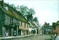 "Image for ""Bridge St Hitchin"" by EA Phipson – Bridge St, Hitchin, Herts, UK"