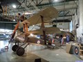 Image for Sopwith Triplane - RAF Museum, Hendon, London, UK