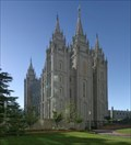 Image for Mormon temple in Salt Lake City