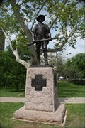 Image for Spanish-American War Memorial -- State Capitol Grounds, Austin TX