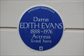 Image for Dame Edith Evans, 1888-1976, London, England
