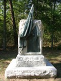Image for Battery M, 4th U.S. Artillery Monument ~ Chickamauga Georgia