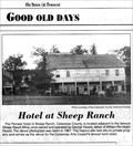Image for Pioneer Hotel, Sheep Ranch, CA