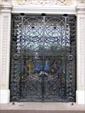 Image for National Maritime Museum Doorway - Greenwich, UK