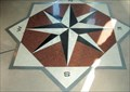 Image for Hanbit Tower Compass Rose, Expo Park  -  Daejon, Korea
