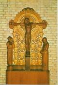 Image for Crucifix - Grundtvig's Church - Copenhagen