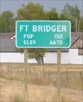 Image for Fort Bridger Wyoming - Western Approach