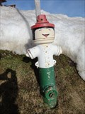 Image for Painted Hydrant - Jungholz, Austria, TIR