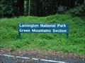 Image for Lamington National Park, Australia, ID=368-018
