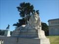 Image for Lion at the Palace of the Legion of Honor, SF CA
