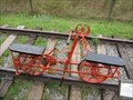 Image for Railway Velocipede - Fort Langley, British Columbia