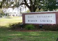 Image for East Hernando Branch Library - Brooksville, FL