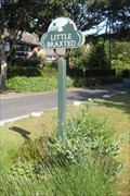 Image for Little Braxted Village sign, The Green, Little Braxted, Essex.