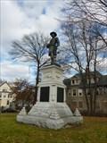 Image for Griffin A. Stedman Monument - Hartford, CT
