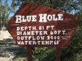 Image for Blue Hole Park Recreation Area - Santa Rosa, NM