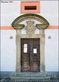 Image for Door and Portal of Baroque Granary / Dvere a portál barokního špýcharu - Zirovnice (Vysocina region)