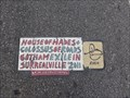 Image for Toynbee Tile at East 5th & Walnut Streets - Cincinnati, OH