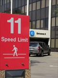 Image for Speed Limit 11 MPH -- Medical City Hospital, Dallas TX