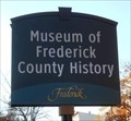 Image for Historical Society of Frederick County, MD