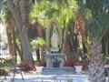 Image for Blessed Virgin Mary shrine - St Maximilian Kolbe Catholic Church - Port Charlotte, FL