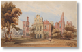 "Image for ""Houghton House"" by Thomas Fisher – Houghton House, Ampthill, Bedfordshire, UK"