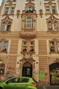 Image for 1896 - Residential building in Ostrovni - Prague, Czech Republic