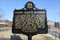 Image for Saline County Records -- Benton AR