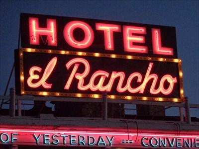 El Rancho Hotel - Gallup, New Mexico