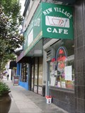"Image for New Village Cafe - ""Booth Truth"" - San Francisco, California"