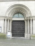Image for Grossmünster Doorway - Zurich, Switzerland