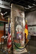 Image for Berlin Wall Segment - Richard Nixon Presidential Library