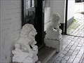 Image for China Red Restaurant door guards, Ware, UK