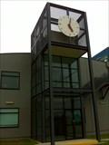 Image for Albert Park Grand Prix Clock - Victoria, Australia