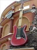 Image for Guitar - Hard Rock Cafe - Orlando, Florida, USA.