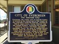 Image for City of Evergreen (The Emerald City) - Evergreen, AL